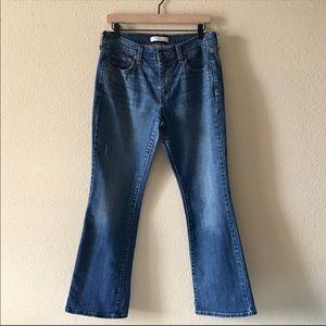 LEVI'S 515 Bootcut Jeans. Sz 10S.